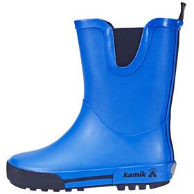 Kamik Rainplay rubberlaarzen Kinderen blauw